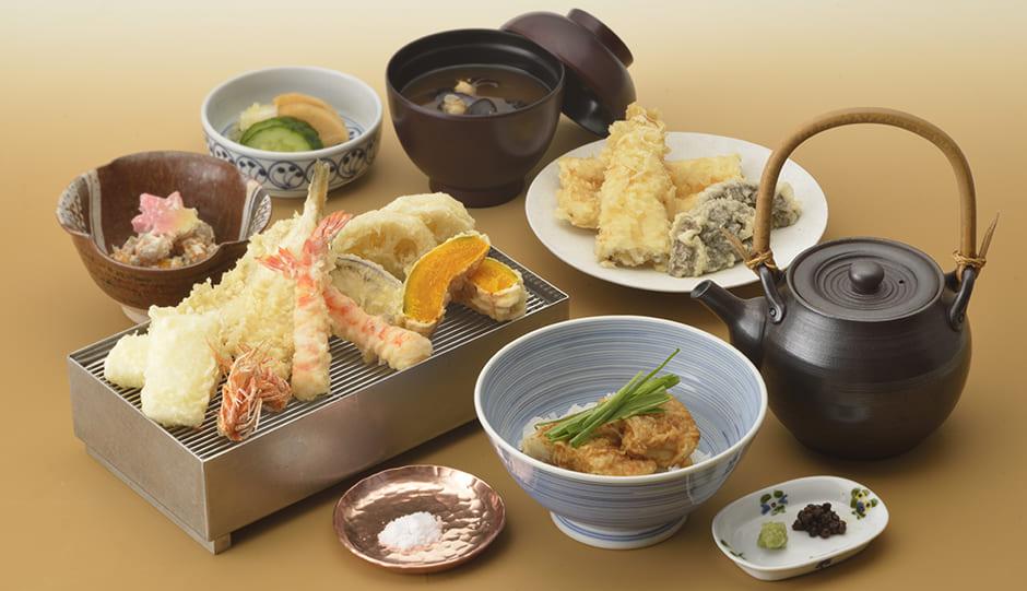 11/30迄「秋のおすすめランチコース」一日限定10食。¥13,200(税込)