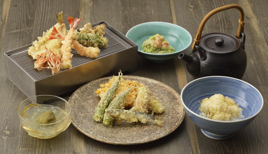 6月1日~「夏のおすすめランチコース」一日限定10食。¥14,300(税込)