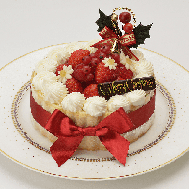 山の上ホテルの「クリスマスケーキ」2020