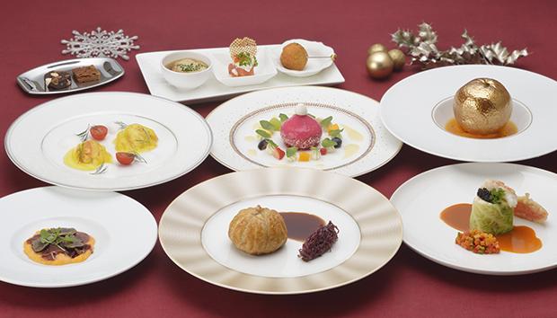 クリスマス3日間限定 特別ディナーコース