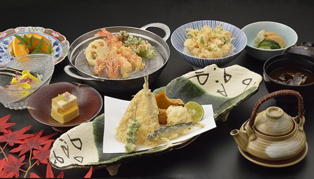 季節の味覚コース(ディナー)9/1~11/30
