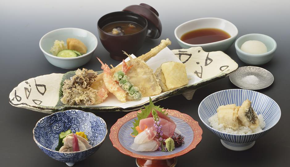9/14~秋のお勧めディナーコース ¥17,600(税込・サ別)