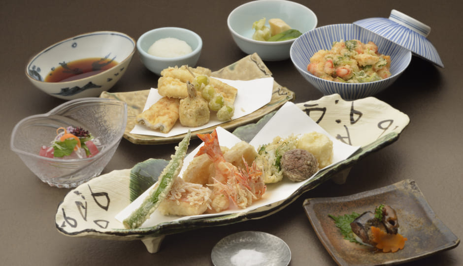 12月1日~/冬のディナー味覚コース ¥17,600(税込・サ別)
