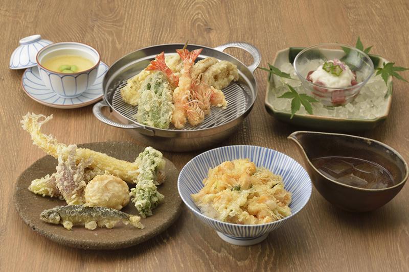 6月1日~/夏のディナー味覚コース ¥17,600(税込・サ別)