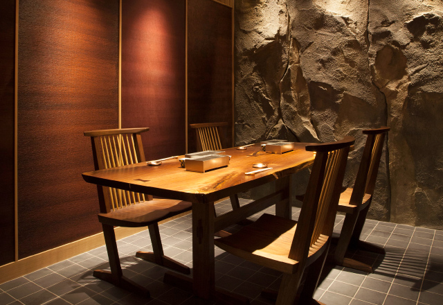 Private Room for Blissful Dining